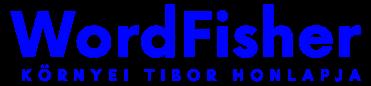 WordFisher | Környei Tibor honlapja